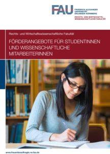 FAU-RWFA_BROSCHÜRE_Förderangebote_RZ-1