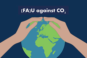 "Zum Artikel ""Ringvorlesung ""(FA)U against CO2 – make the planet green again"""""